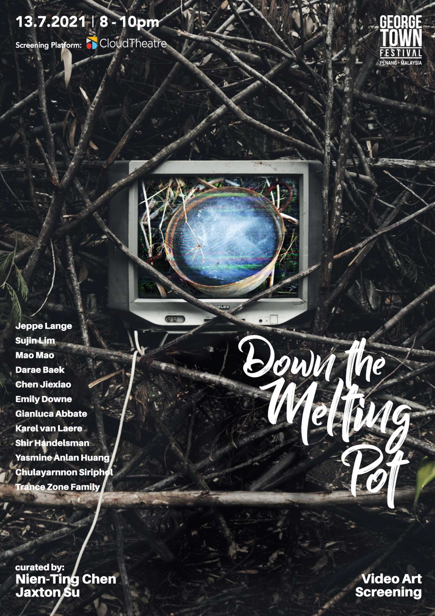Down the Melting Pot