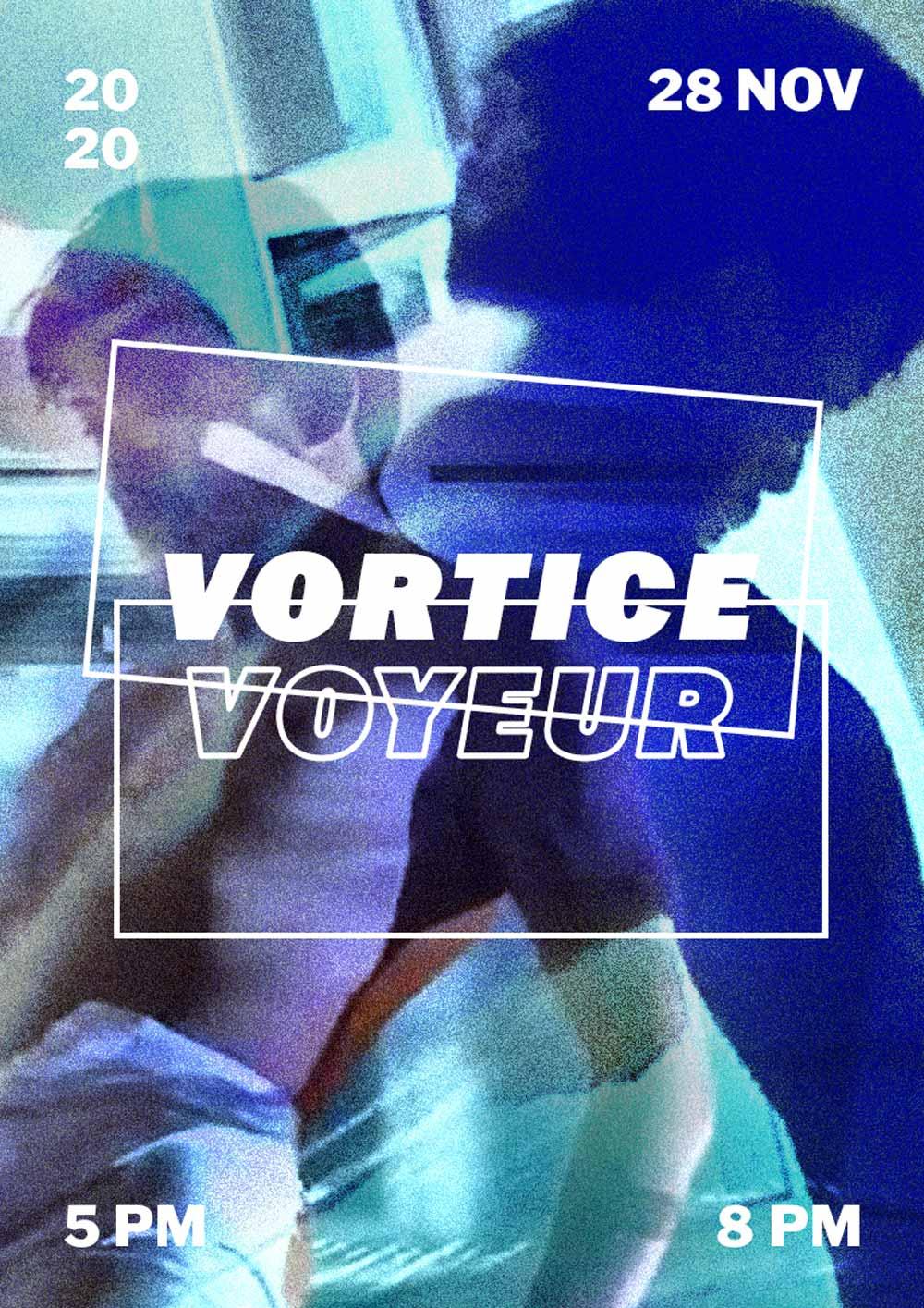 Vortice Voyeur: From Water Station, by Ota Shogo