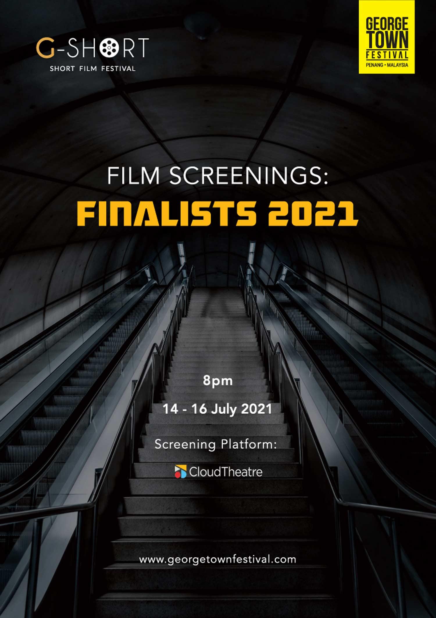 G-Short Film Screenings: Finalists 2021
