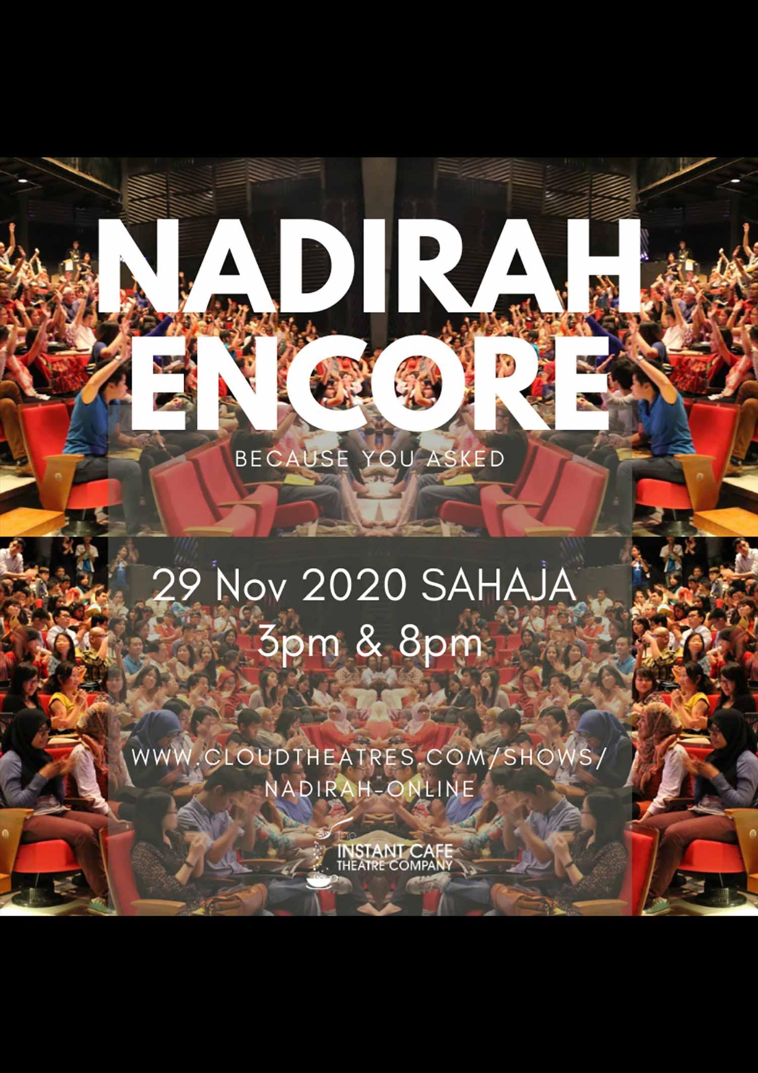 Nadirah Encore