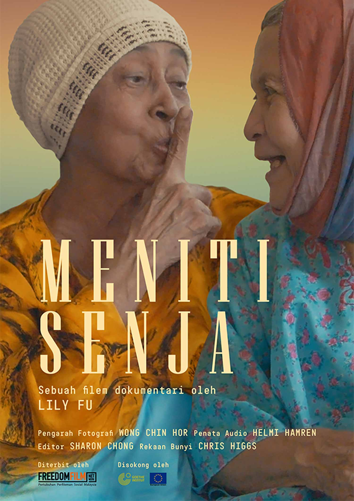 Meniti Senja/The Twilight Years by Lily Fu (FreedomFilmFest2020)