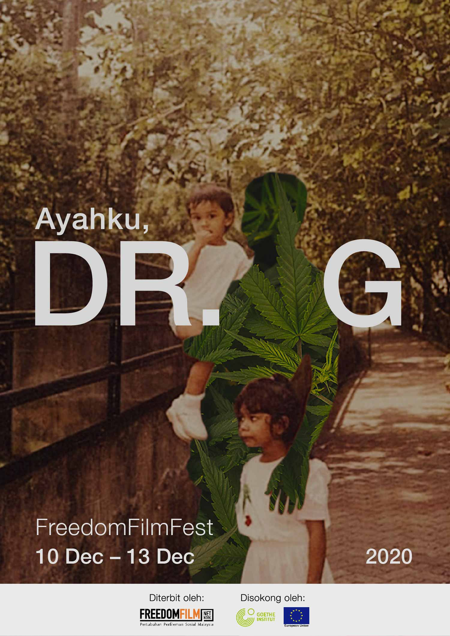 Ayahku, Dr. G/ My Father, Dr. G by Loh Jo Yee, Hidayah Hisham & Dominique Teoh (FreedomFilmFest 2020)