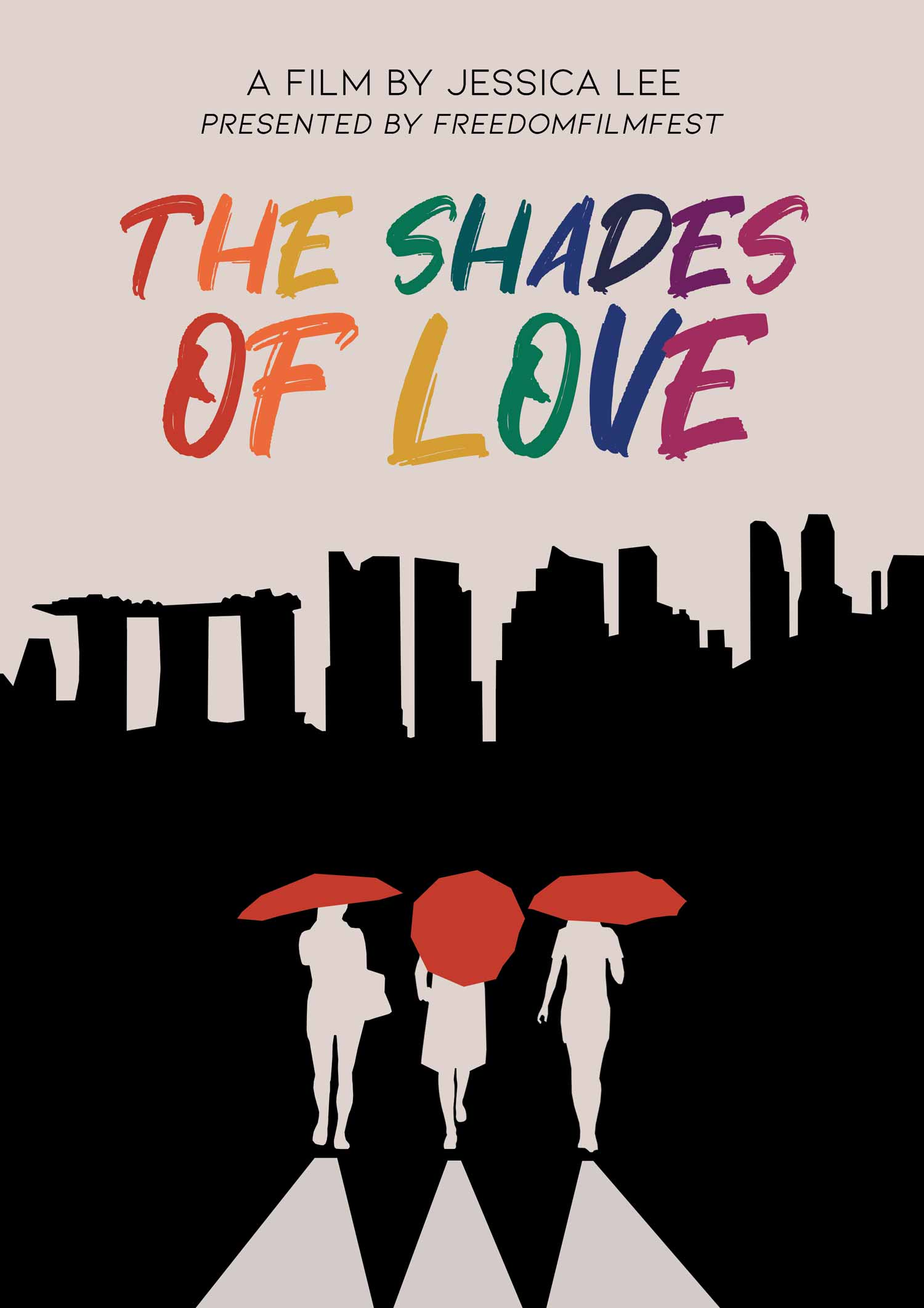 The Shades of Love by Jessica Lee (FreedomFilmFest 2020)