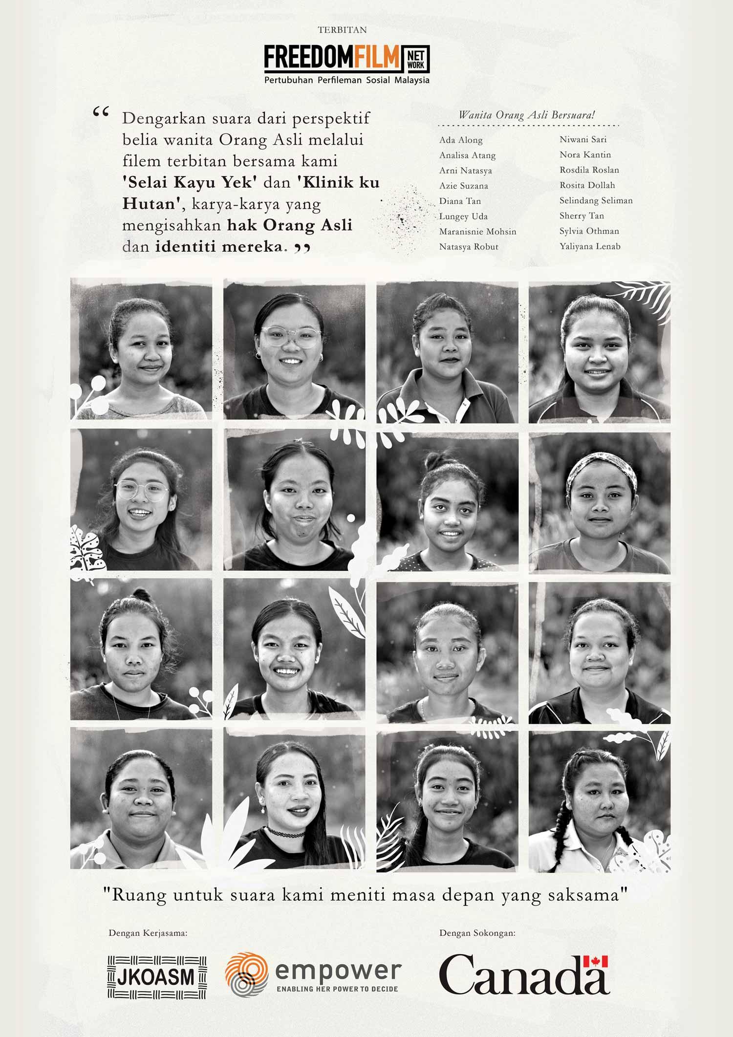 Selai Kayu Yek + Klinik Ku Hutan (FreedomFilmFest 2020)