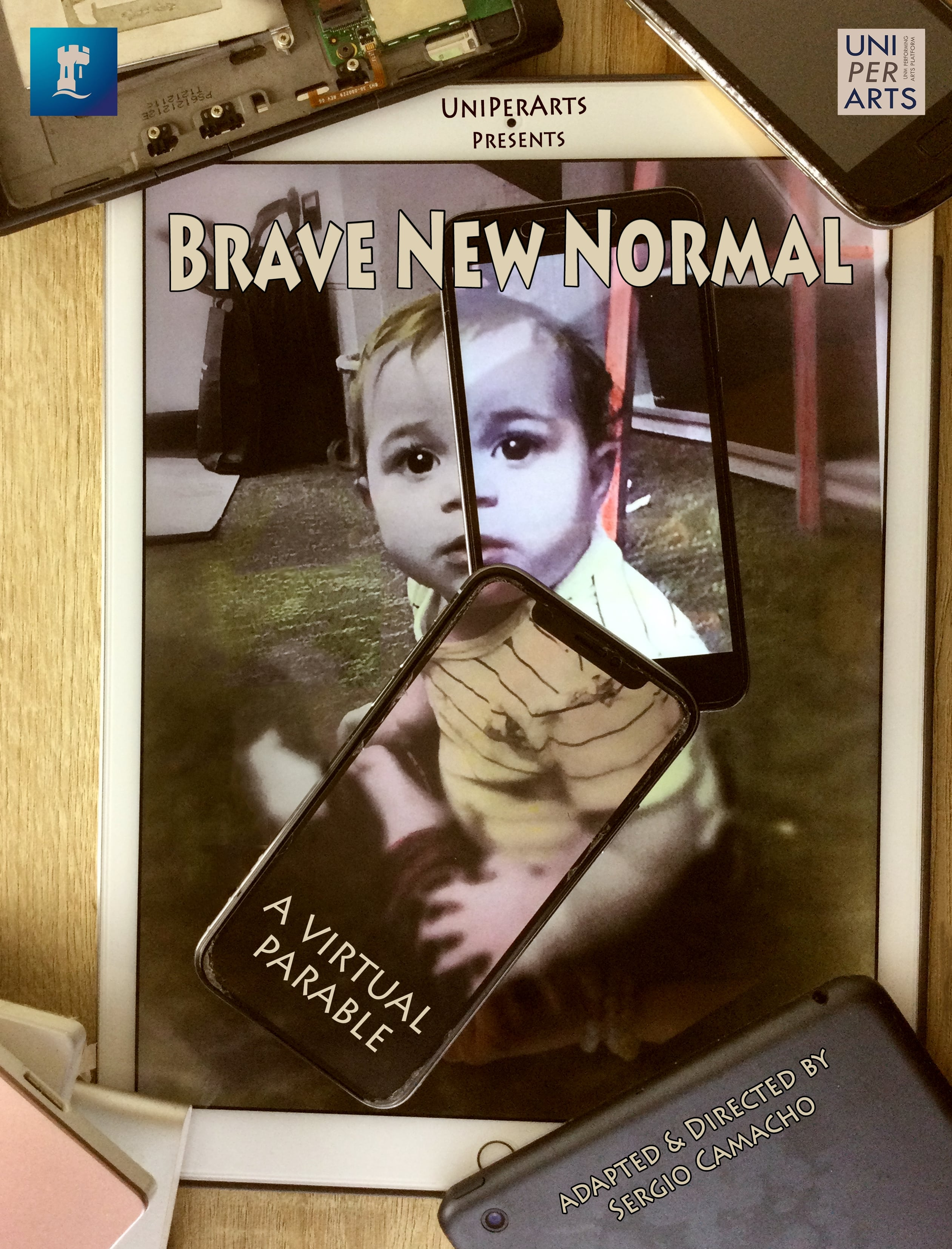 Brave New Normal—A Virtual Parable