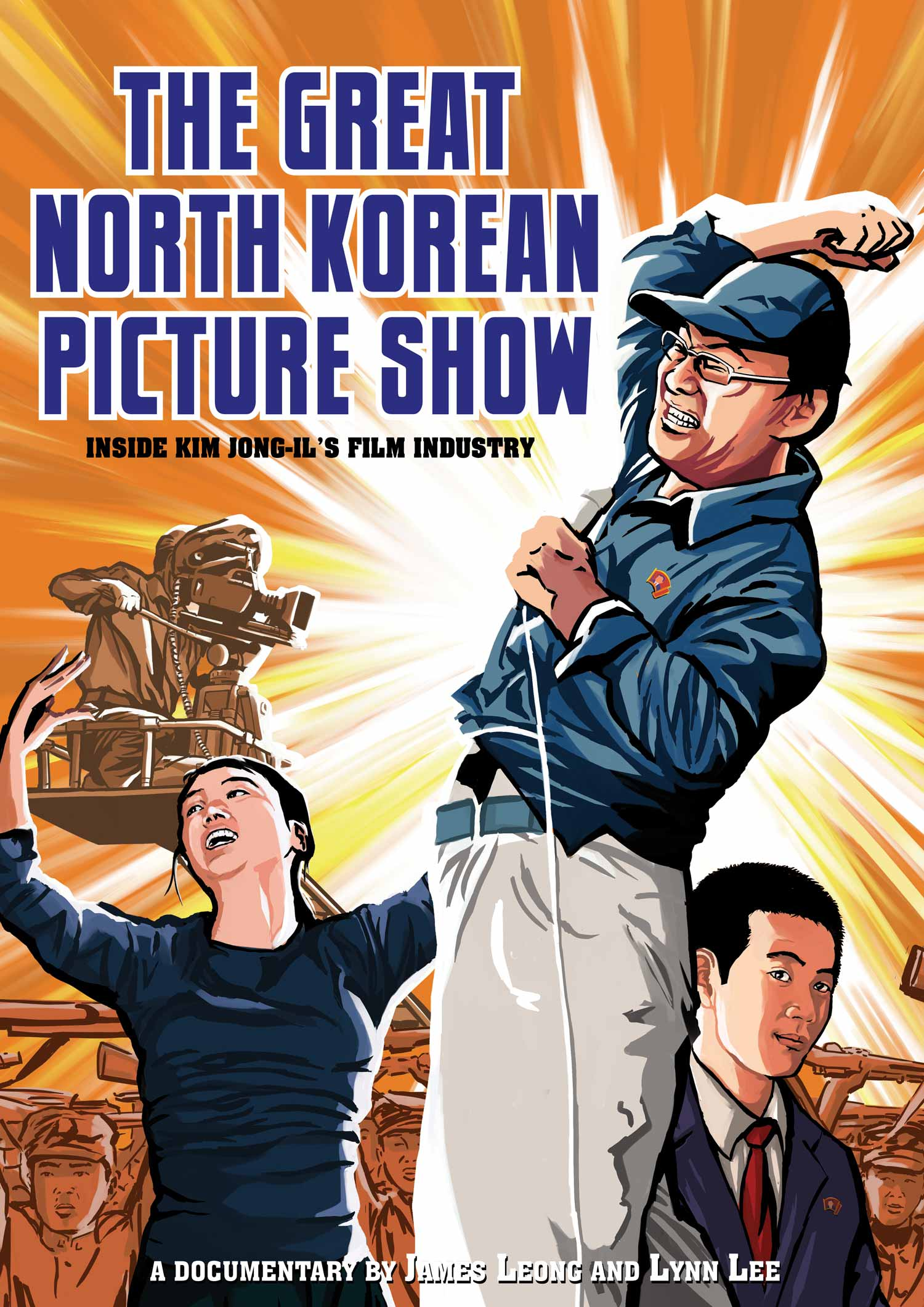 The Great North Korean Picture Show by Lynn Lee & James Lee (FreedomFilmFest 2020)