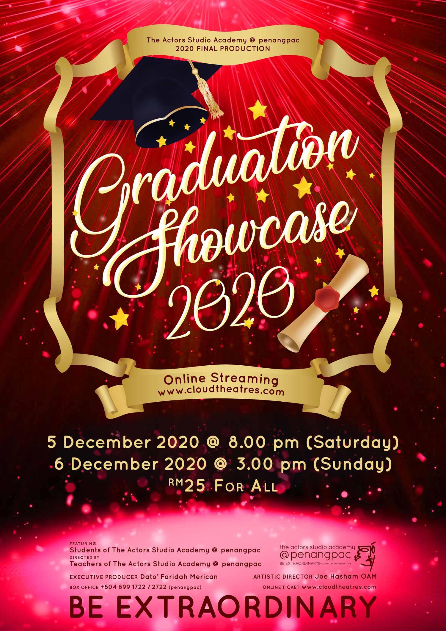 Graduation Showcase 2020