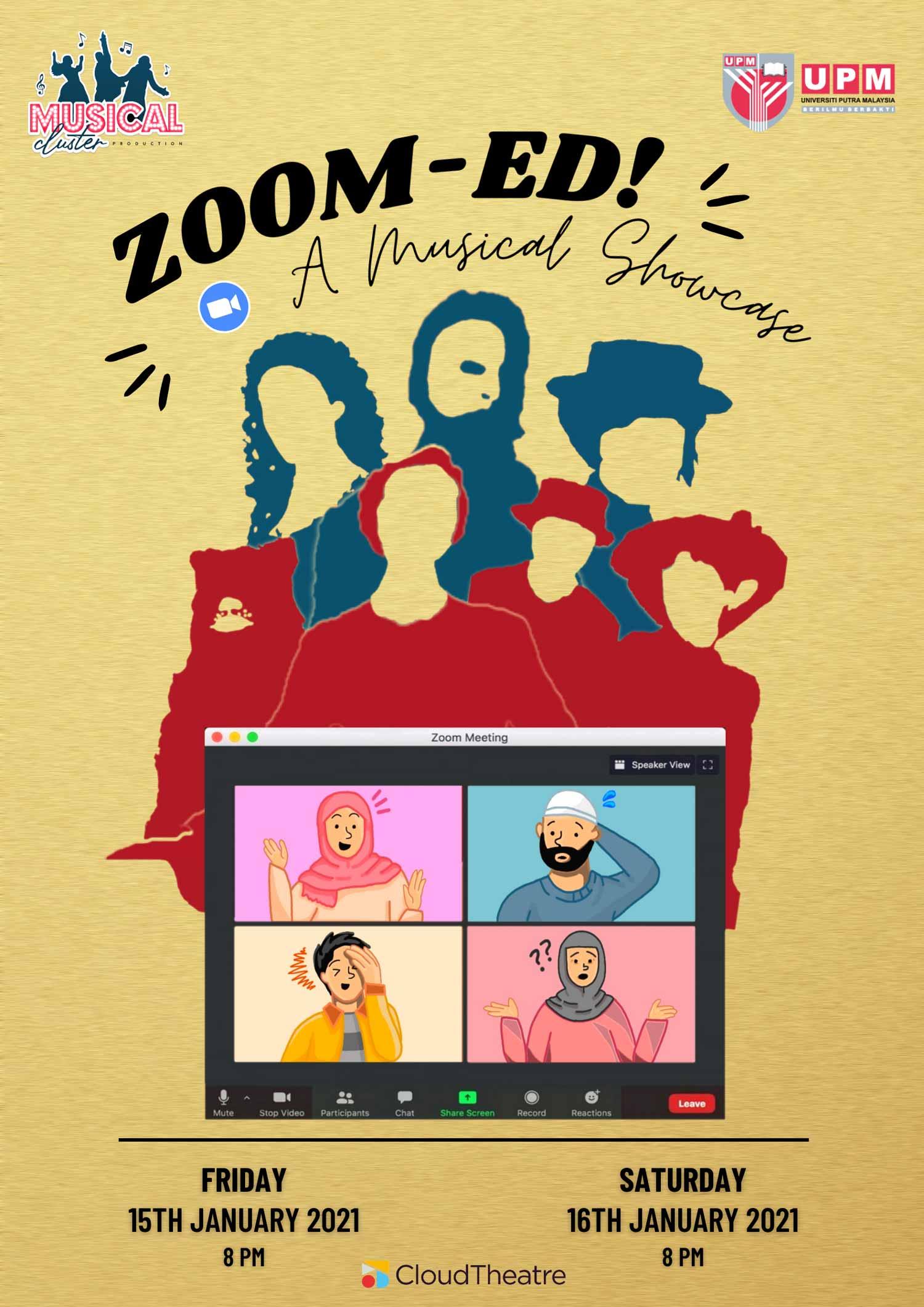 Zoom-ED! A Musical Showcase.