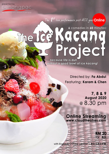 The Ice Kacang Project