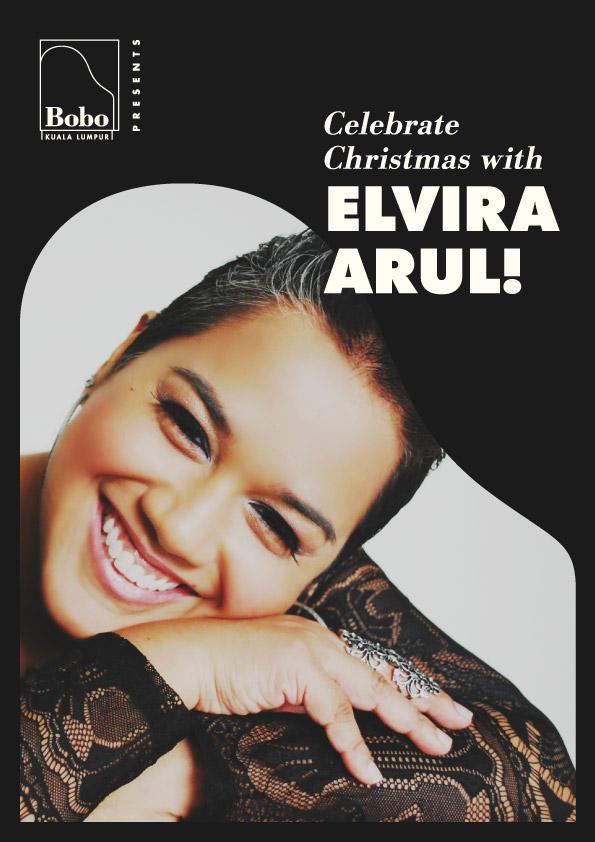 ELVIRA ARUL celebrates CHRISTMAS!