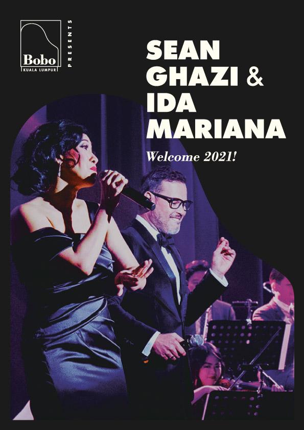 SEAN GHAZI & IDA MARIANA WELCOME 2021