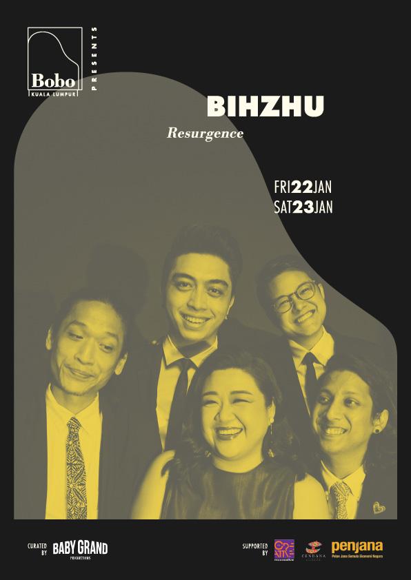 BIHZHU - Resurgence