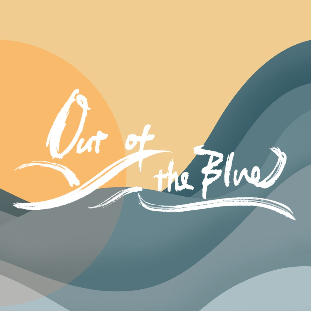 Out of the Blue Theatre Company logo
