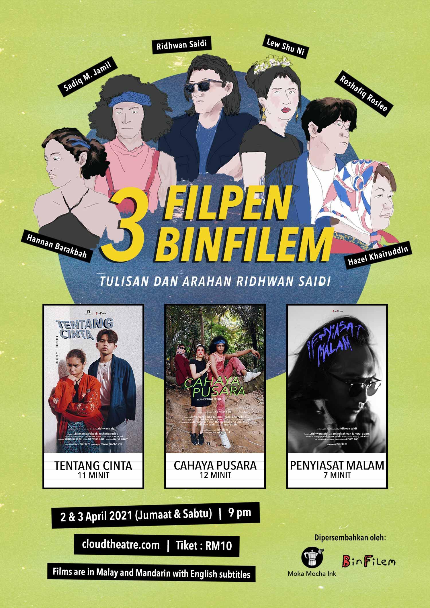 3 Filpen Binfilem