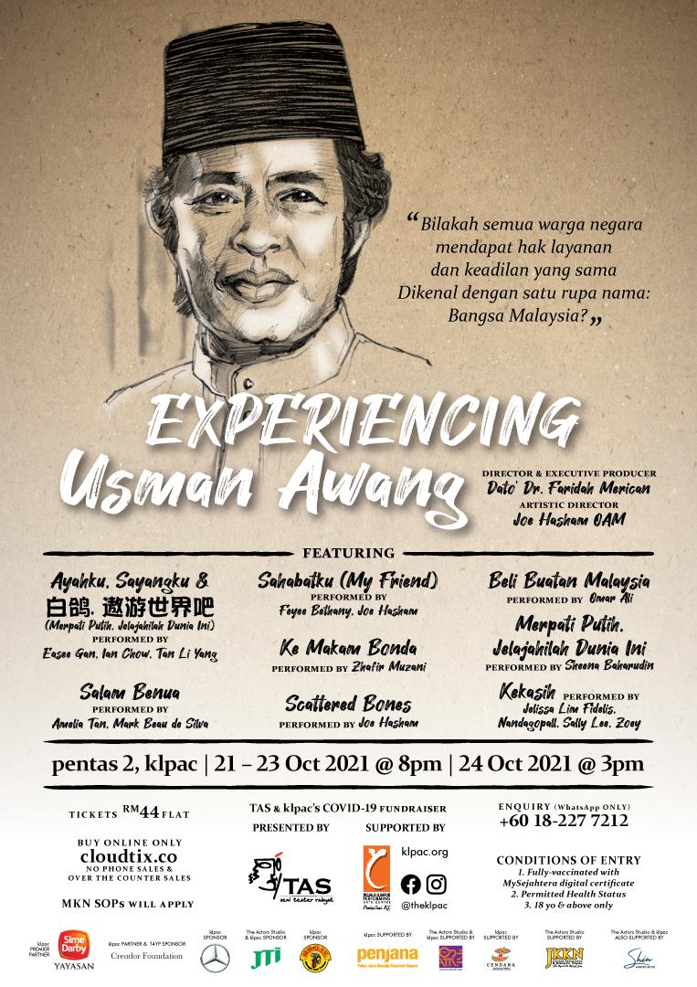 Experiencing Usman Awang