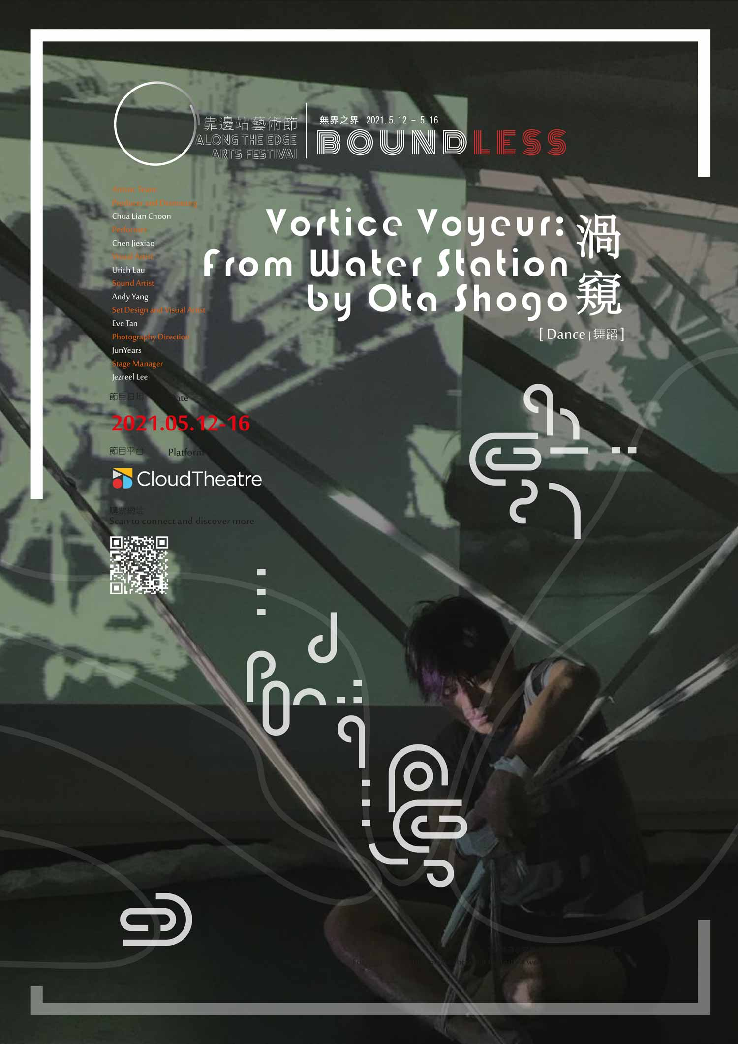 Vortice Voyeur: From Water Station, by OtaShogo 渦窺