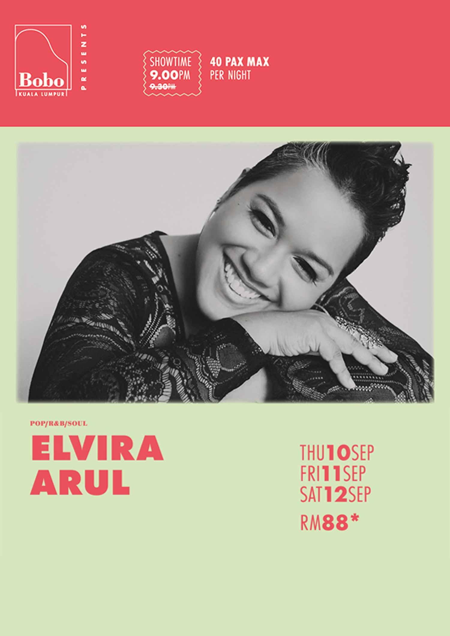 Elvira Arul