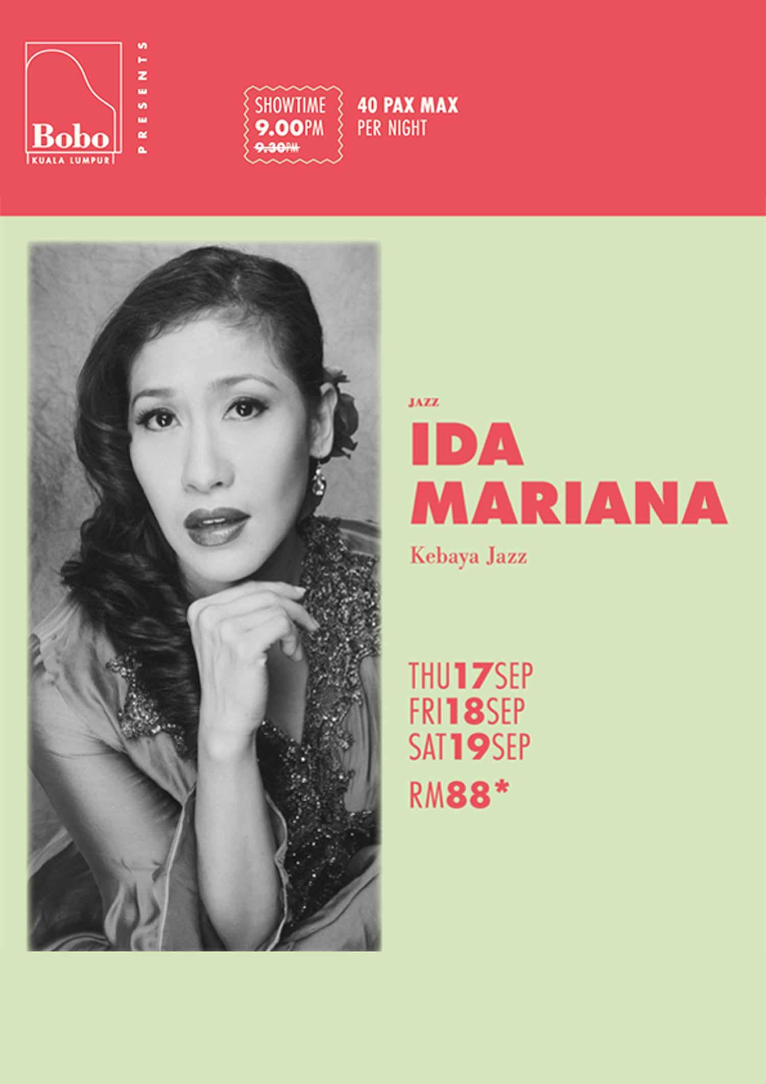 Ida Mariana Kebaya Jazz