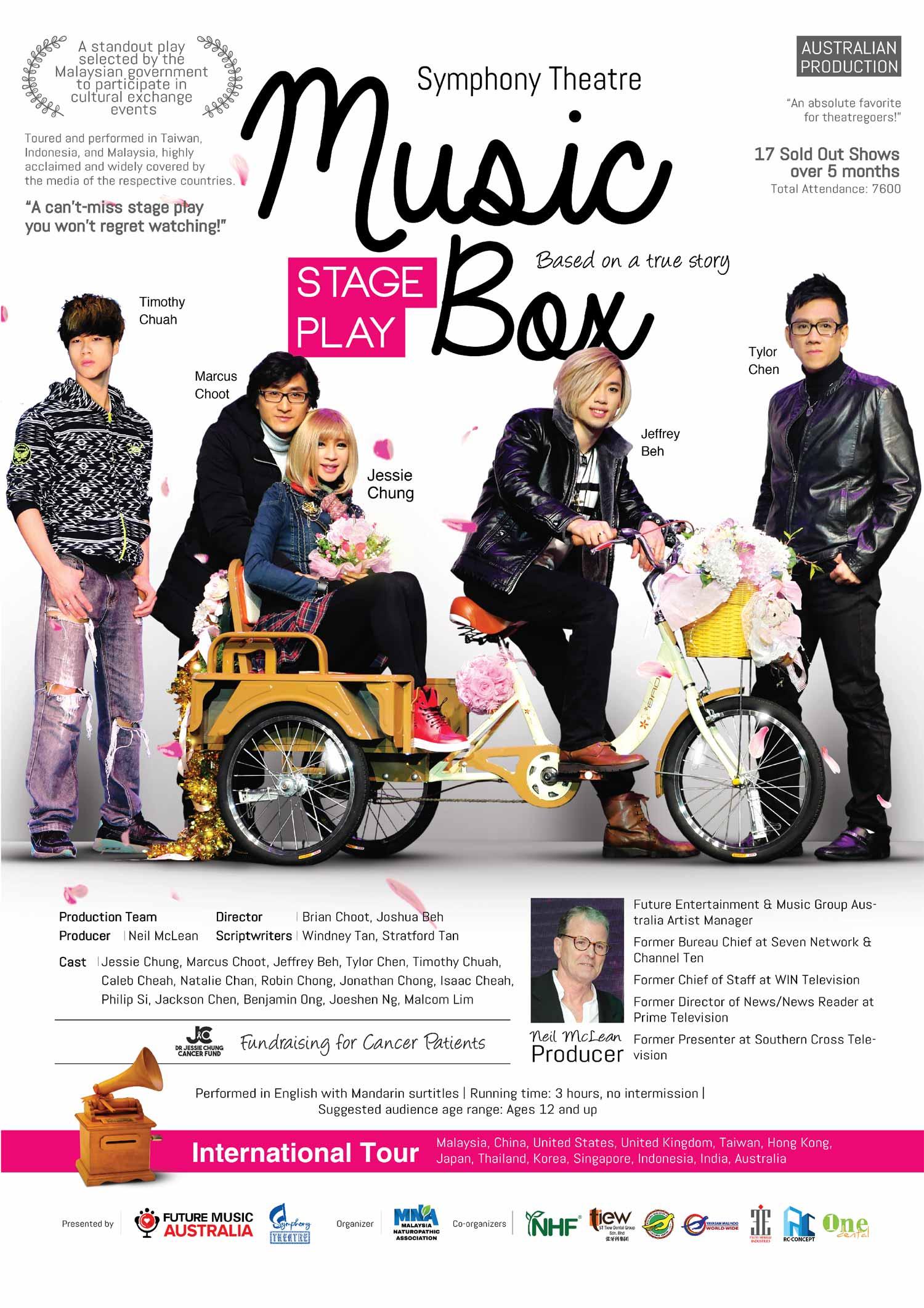 音乐盒 Music Box