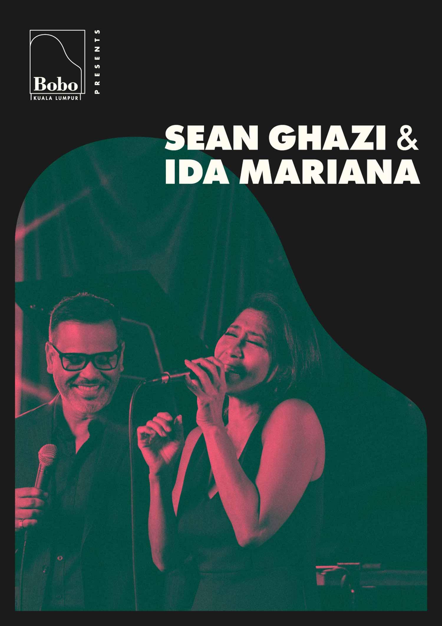 Sean Ghazi & Ida Mariana