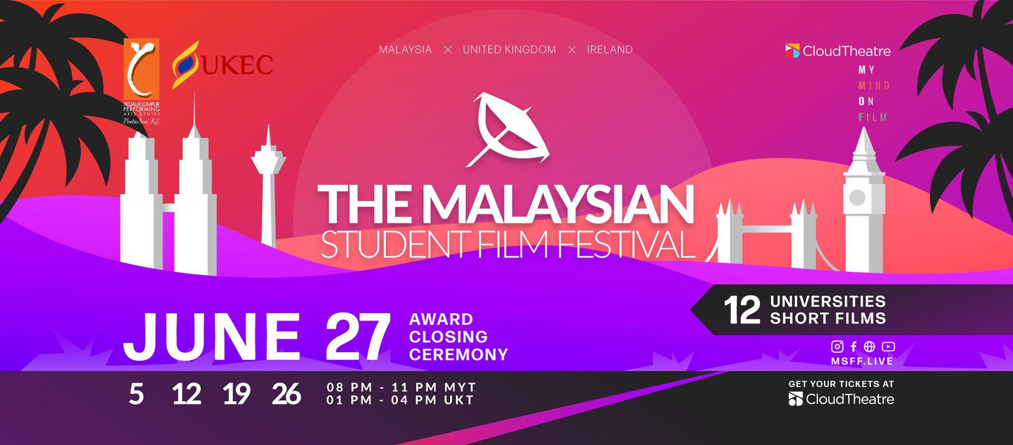 The Malaysian Student Film Festivals